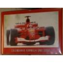 Ferrari F1 Kalender 2002 47x33cm