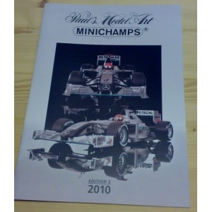 Katalog Minichamps 2010 Edition 2